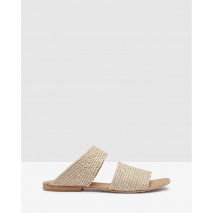 Aurelia Slides Natural by Oxford