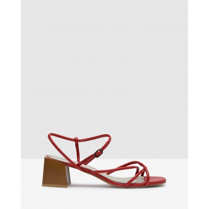 Hope Sandals Coral by Oxford