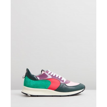 Montecarlo Sneakers Multi by Philippe Model