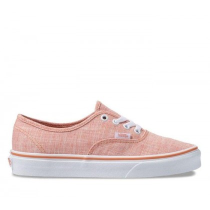 Authentic Carnelian Cambray Pink (Chambray) Carnelian/True White