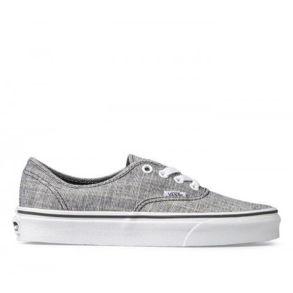 Authentic Chambray (Chambray) Ebony/True White