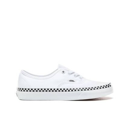 Authentic Check Foxing White (Check Foxing) True White/True White