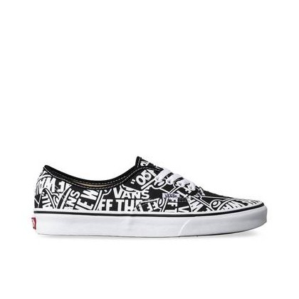 Authentic Off The Wall Repeat (Otw Repeat) Black/True White