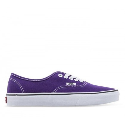 Authentic Violet Indigo/True White