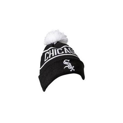 Chicago Sox Pom Knit Beanie