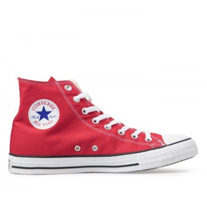 CT All Star Hi Red