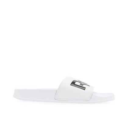 Classic Slide Splt-White/Black