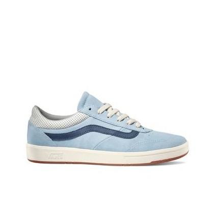 Comfycush Cruze Cool Blue/White (Suede) Cool Blue/Dress Blues