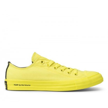 Converse x OPI CT All Star Lo Zinc Yellow/Zinc Yellow