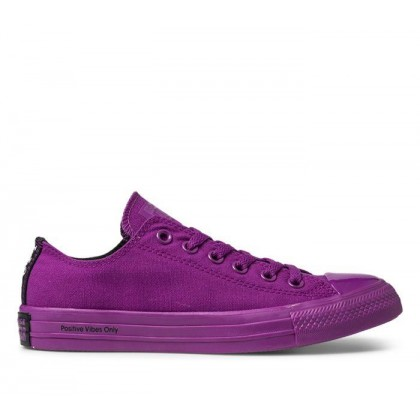 Converse x OPI CT All Star Lo Purple Dusk/Purple Dusk/Purple