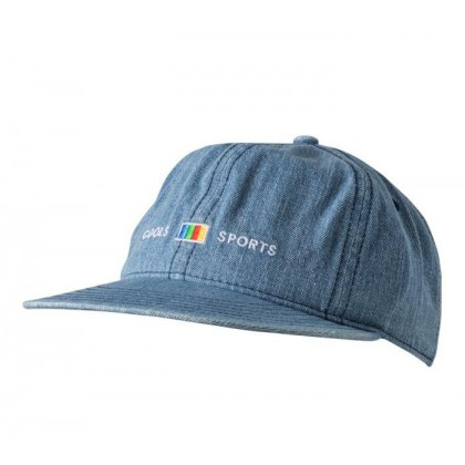 Cools Sports Baseball 6-Panel (CR4) Denim