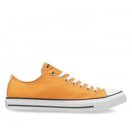 CT All Star Embroidered Sport ORANGE RIND/FIR/WHITE