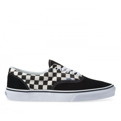 Era Primary Check Black (Primary Check) Black/White