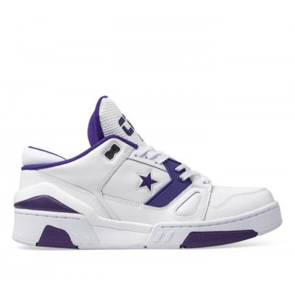ERX 260 Archival Leather Low White/Court Purple/White