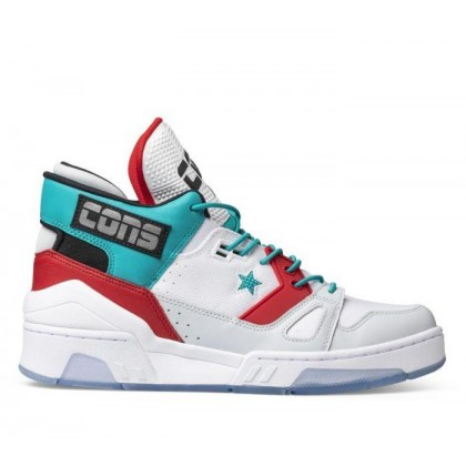 ERX 260 Space Racer White/Turbo Green/Enamel Red