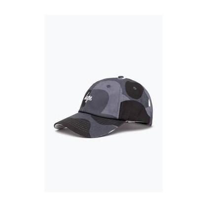 Grey Camo Script Dad Hat