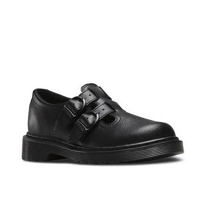 Junior 8065 Leather Black T Lamper