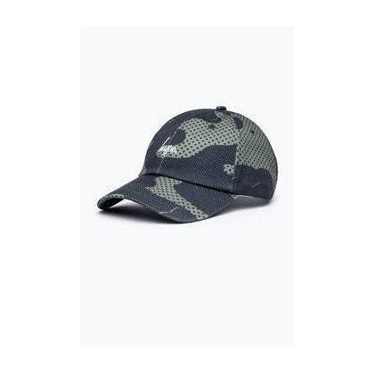 Khaki Halftone Dad Hat
