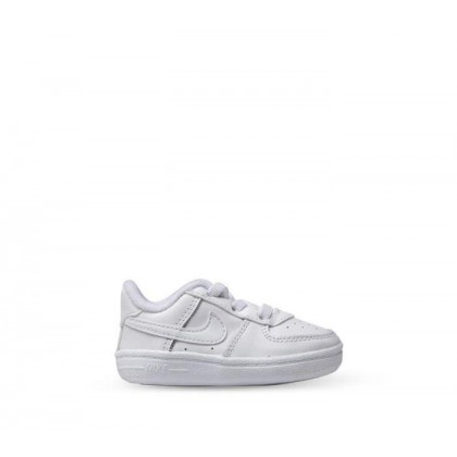 Kids Infant Air Force 1 Bootie White/White-White