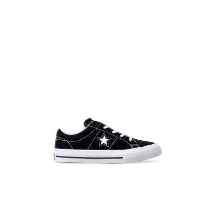 Kids One Star OX Black/White/White