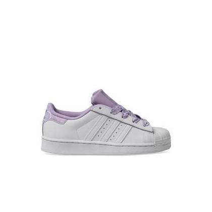 Kids Superstar Ftwr White/Ftwr White/Purple Glow