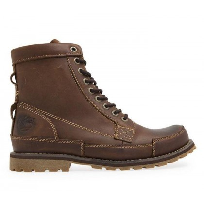 Men's Earthkeepers? Original Leather 6-Inch Boot Medium Brown Nubuck
