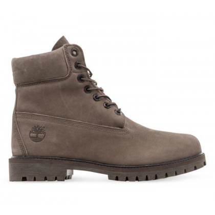 Men's Timberland? Heritage 6-Inch Waterproof Boots Olive Nubuck