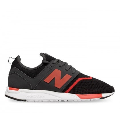 Mens 247 Black/Red
