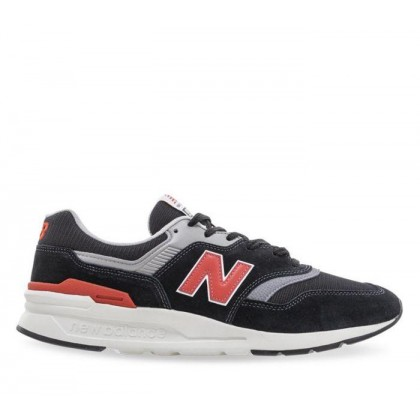 Mens 997H Black/Red
