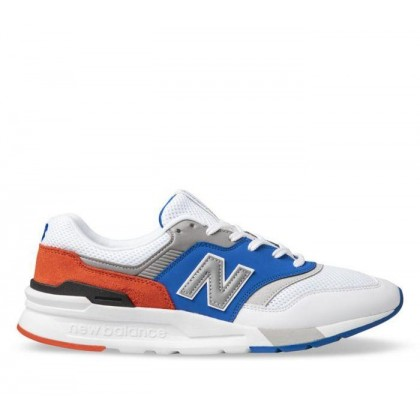 Mens 997H Blue/White