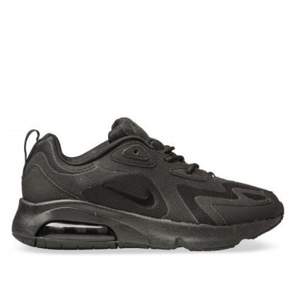 Mens Air Max 200 Black/Black