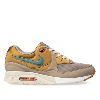 Mens Air Max Light Sepia Stone/Mineral Teal-Wheat