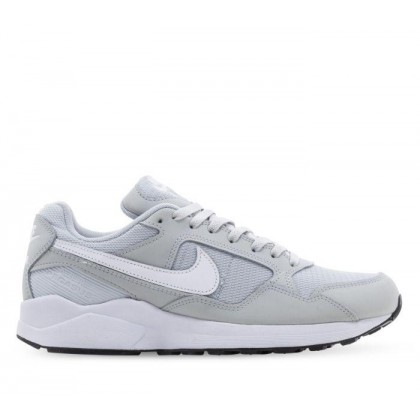 Mens Air Pegasus 92 Lite Pure Platinum/White-Black
