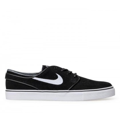 Mens Air Zoom Stefan Janoski Black/Wht/Brwn