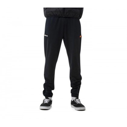 Mens Black Run Track Pant Anthracite