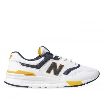 Mens CM997HDL White/Yellow