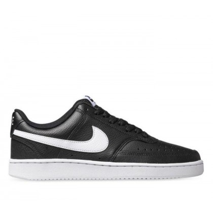 Mens Court Vision Low Black/White-Photon Dust