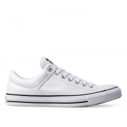 Mens CT All Star High Street Lo Black White