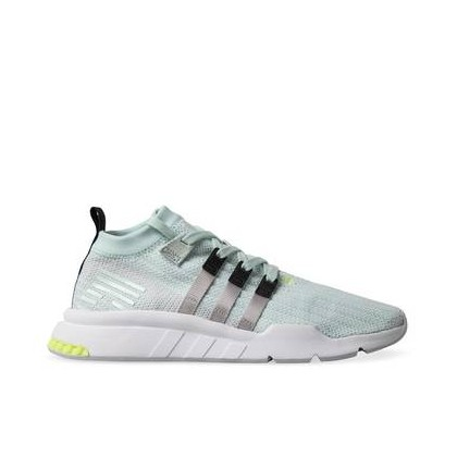 Mens EQT Support Mid Ice Mint/Grey Two F17/Core Black