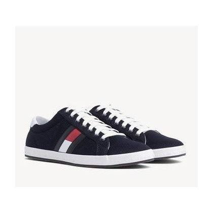 Mens Essential Flag Sneaker 0