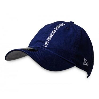Mens LA Dodgers 9Forty Baseball Cap DK BLUE