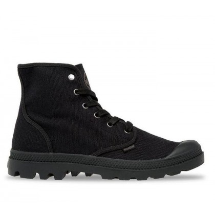 Mens Pampa Hi Black/Black