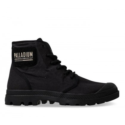 Mens Pampa Hi TC 2.0 Black