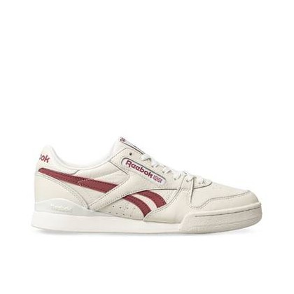 Mens Phase 1 Pro Vintage-Classic Wht/Meteor Red