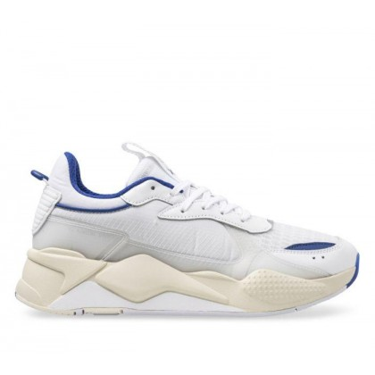 Mens RSX Tech Puma White-Whisper White