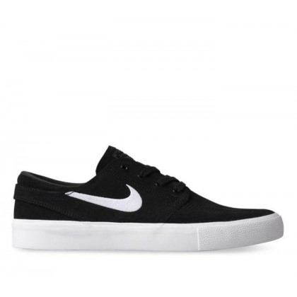 Mens SB Zoom Janoski Black