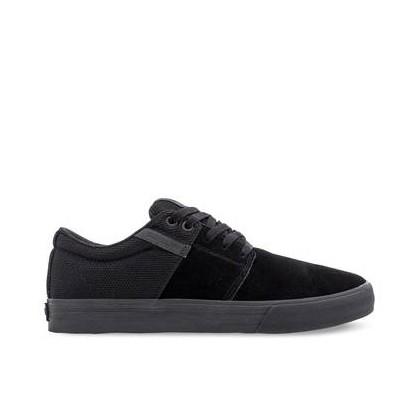 Mens Stacks II Vulc Black / Black - Black
