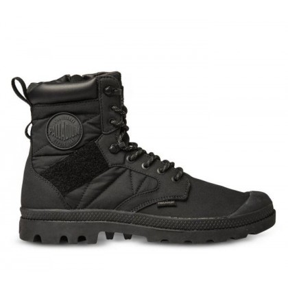 Mens Tactical Soldier TX Black
