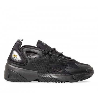 Mens Zoom 2K Black/Black-Anthracite