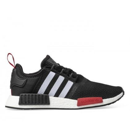 NMD_R1 Core Black/Ftwr White/Power Red